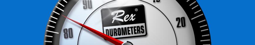 Rex Gauge Durometers