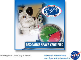 Rex Gauge Space Certified SG-5000 durometer