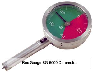 Rex Gauge SG-5000 Durometer