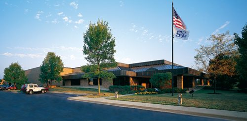Schultes Precision Manufacturing headquarters